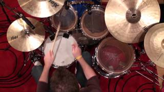 Fast Drum Fills - The Herta - Using 16ths & 32nds