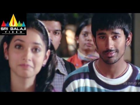 Happy Days Telugu Movie Part 7/13   Varun Sandesh, Tamannah   Sri Balaji Video