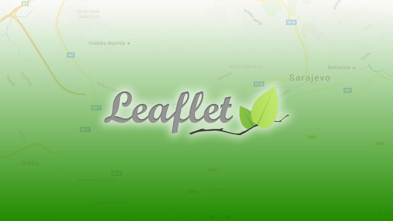 Create interactive web maps using Leaflet JS - 08 - Layers Control and  Image Overlays
