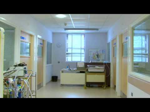 Tour Of Stoke Mandeville Hospital Maternity Department Youtube