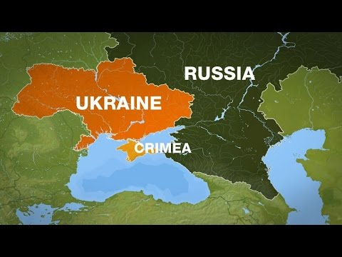 Invasion of Crimea by Russia - Ukraine conflict - UPSC