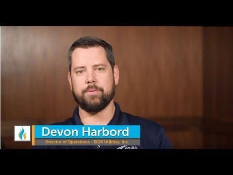 How Tour de Force Saves Us Time - Devon Harbord - EGW Utilities, Inc.