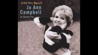 Jo Ann Campbell   Boogie Woogie Country Girl   Jukebox Pearls