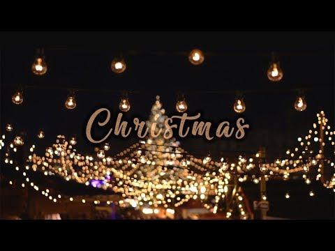 Christmas Market Zurich | Sony a6500
