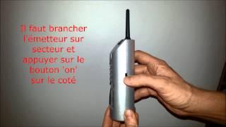 Deaco : Test du système Radio Lisa Humantechnik pour sourd, malentendant