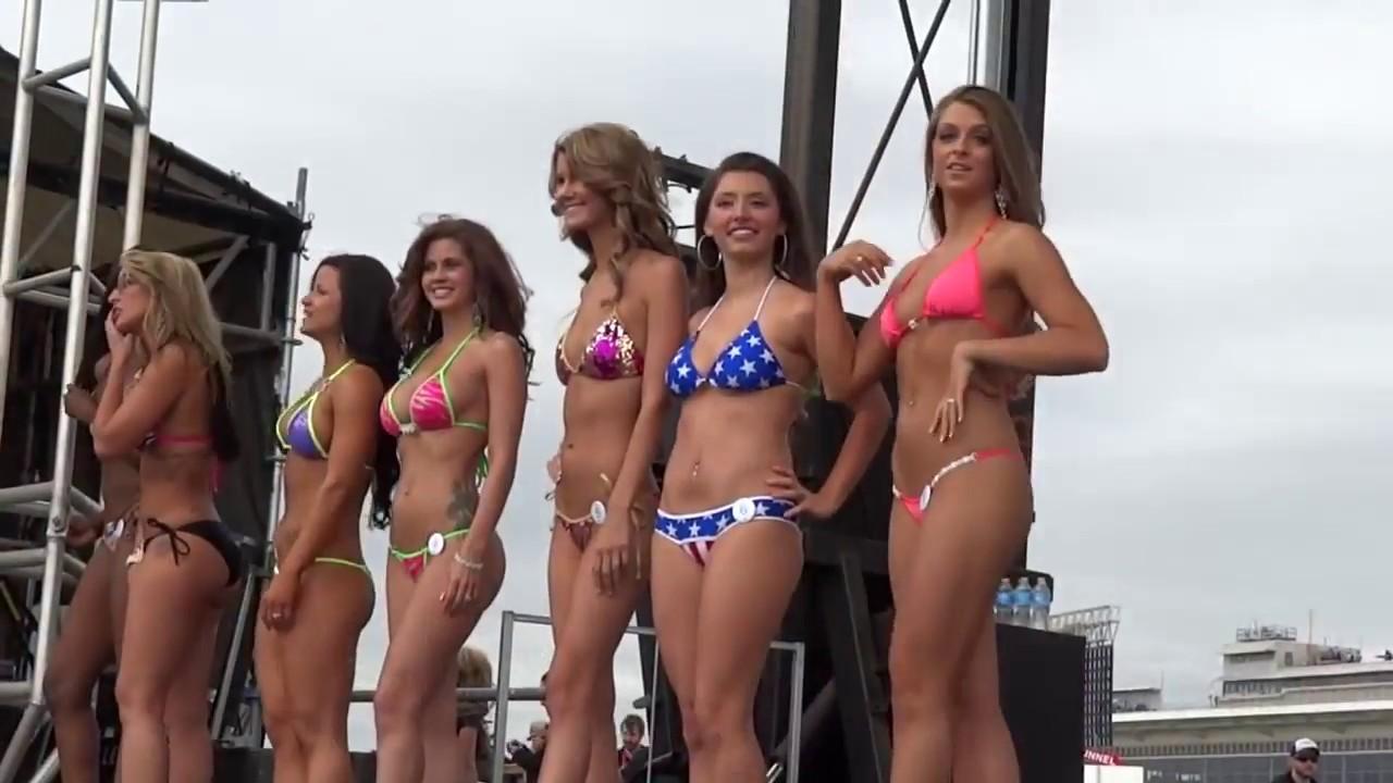 Bikini contest winners believe