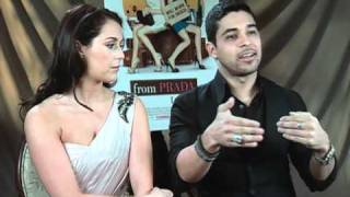 From Prada to Nada - Exclusive: Alexa Vega and Wilmer Valderrama Interview