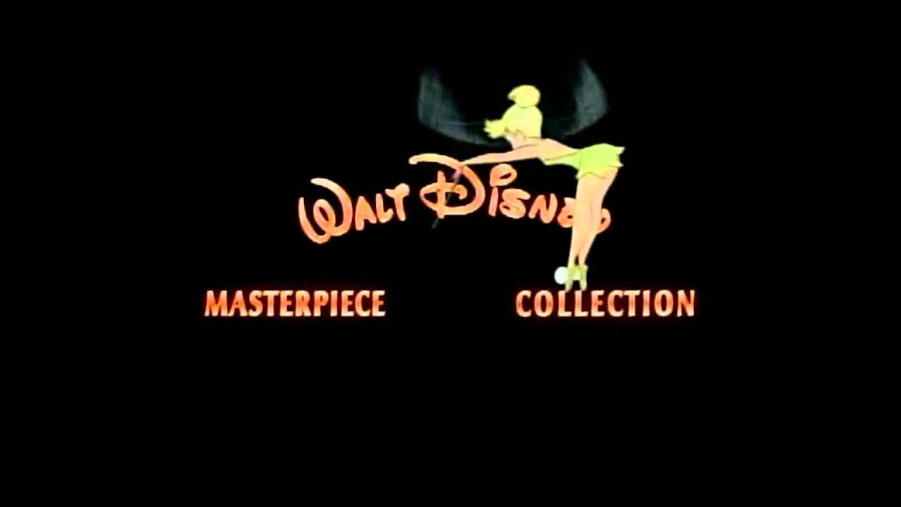 Walt disney masterpiece collection thx