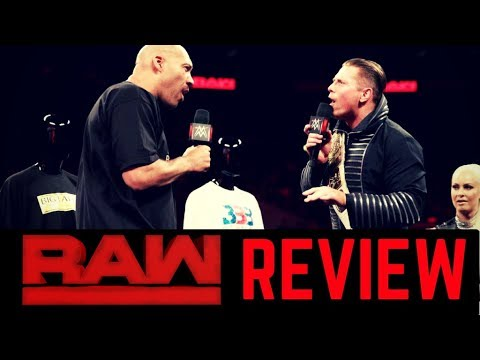 WWE Raw 6/26/2017 Review & Reaction | LAVAR BALL STEALS THE SHOW