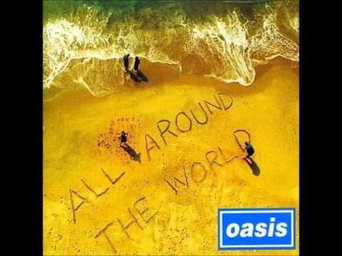 Oasis All Around The World ep (cd single)