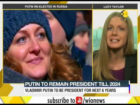 Analysis on Vladimir Putin getting re-elected as Russian President
