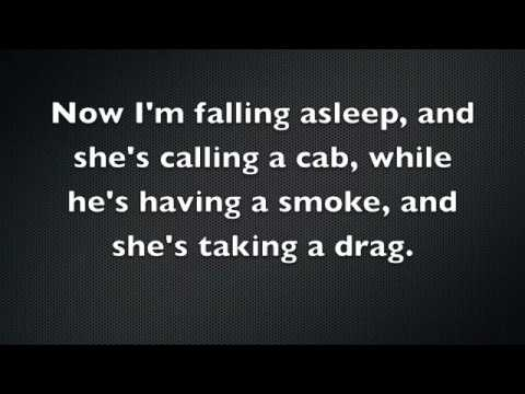 The Killers- Mr. Brightside Lyrics