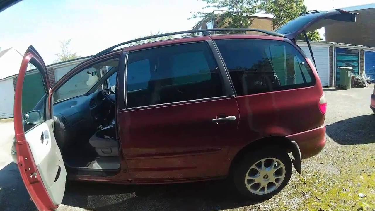Ford Galaxy Camper Conversion >> Mpv Camper Conversion Part 1 Window Blinds Privacy Youtube