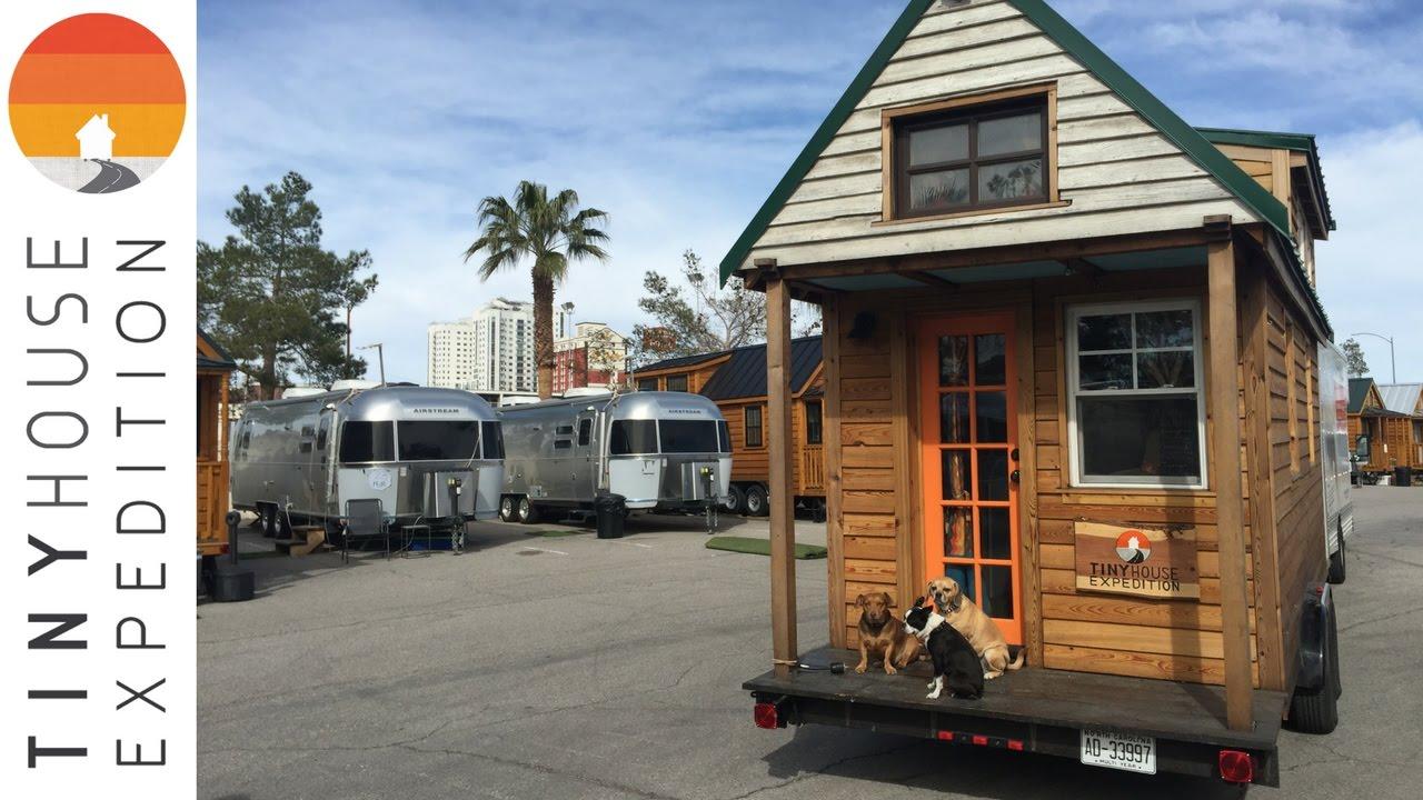 Tiny House Las Vegas >> Llamalopolis A Tiny Home Village In Vegas Youtube