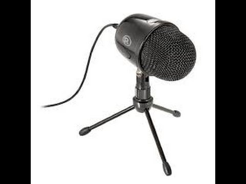 digital usb clip on mic vs digital usb desktop mic youtube. Black Bedroom Furniture Sets. Home Design Ideas