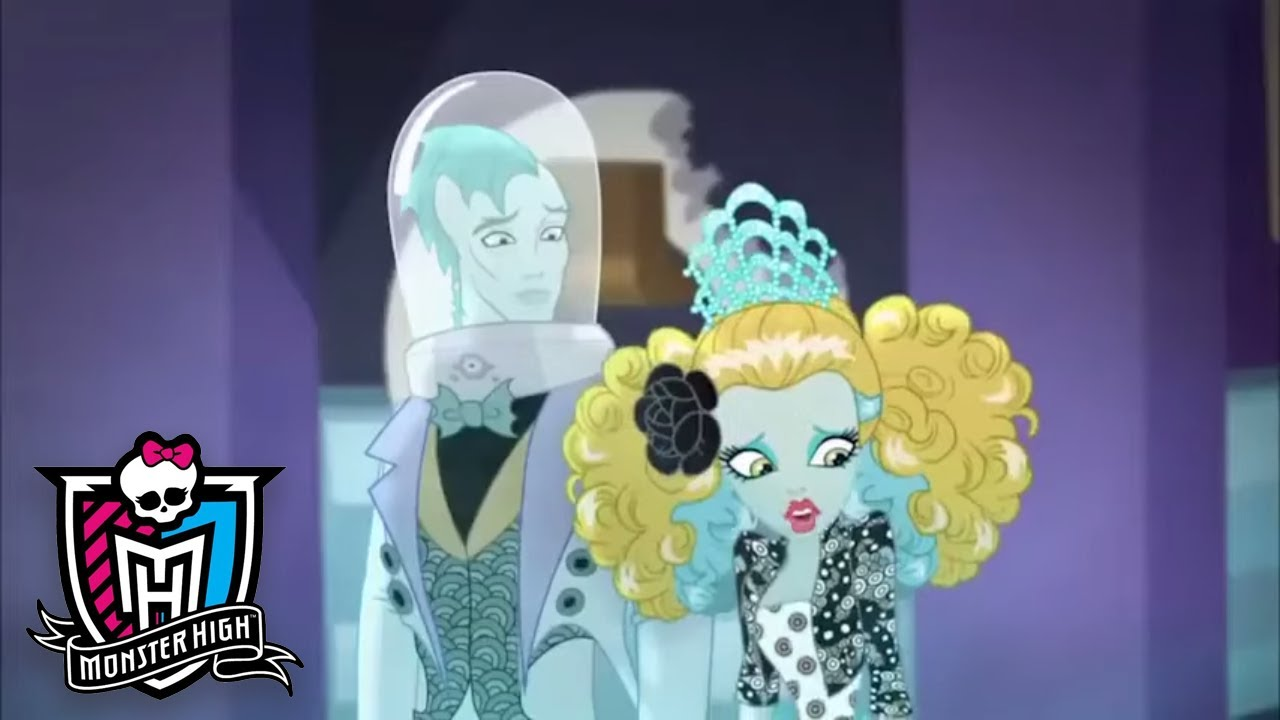 Monster High™ | Gloom and Bloom | Cartoons for Kids