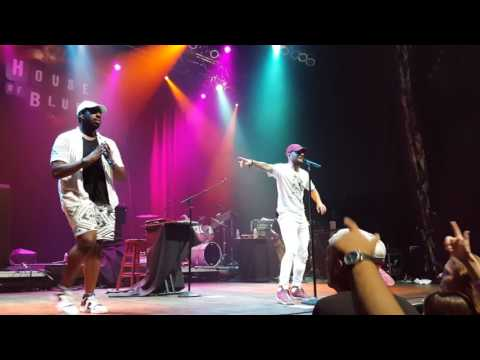 Jon Bellion - Guillotine  (ft. Travis Mendes) (Live)  Dallas, TX