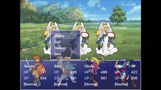 [YouTube First/HQ] Evolution of RPG Maker Game Over Screens (2000 - MV)
