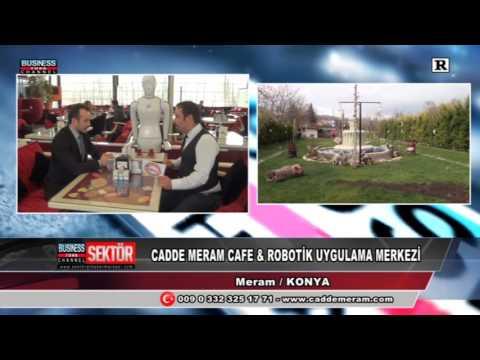 KONYA MERAM CAFE - CADDE MERAM CAFE & ROBOTİK UYGULAMA MERKEZİ