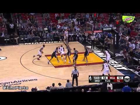 San Antonio Spurs vs Miami Heat - Full Game Highlights | February 9, 2016 | NBA 2015-16 Season
