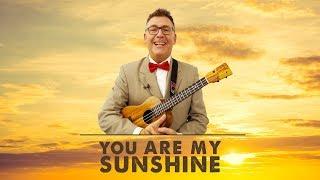 You Are My Sunshine – 4 ways – Ukulele Tutorial