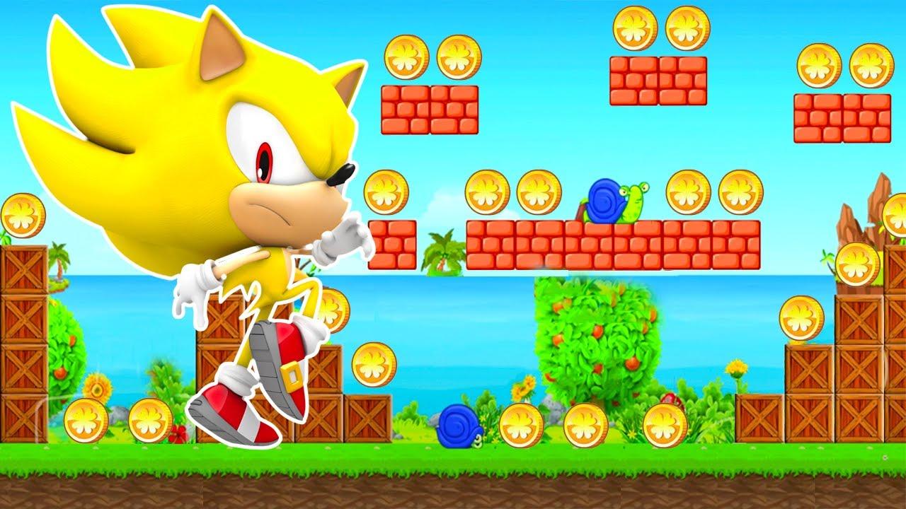 Sonic Force - Juegos Para Niños Pequeños - Nuevo Personaje MecaSonic