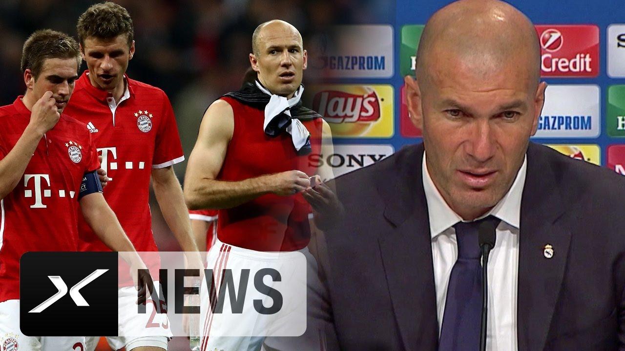 Zinedine Zidane Bayern