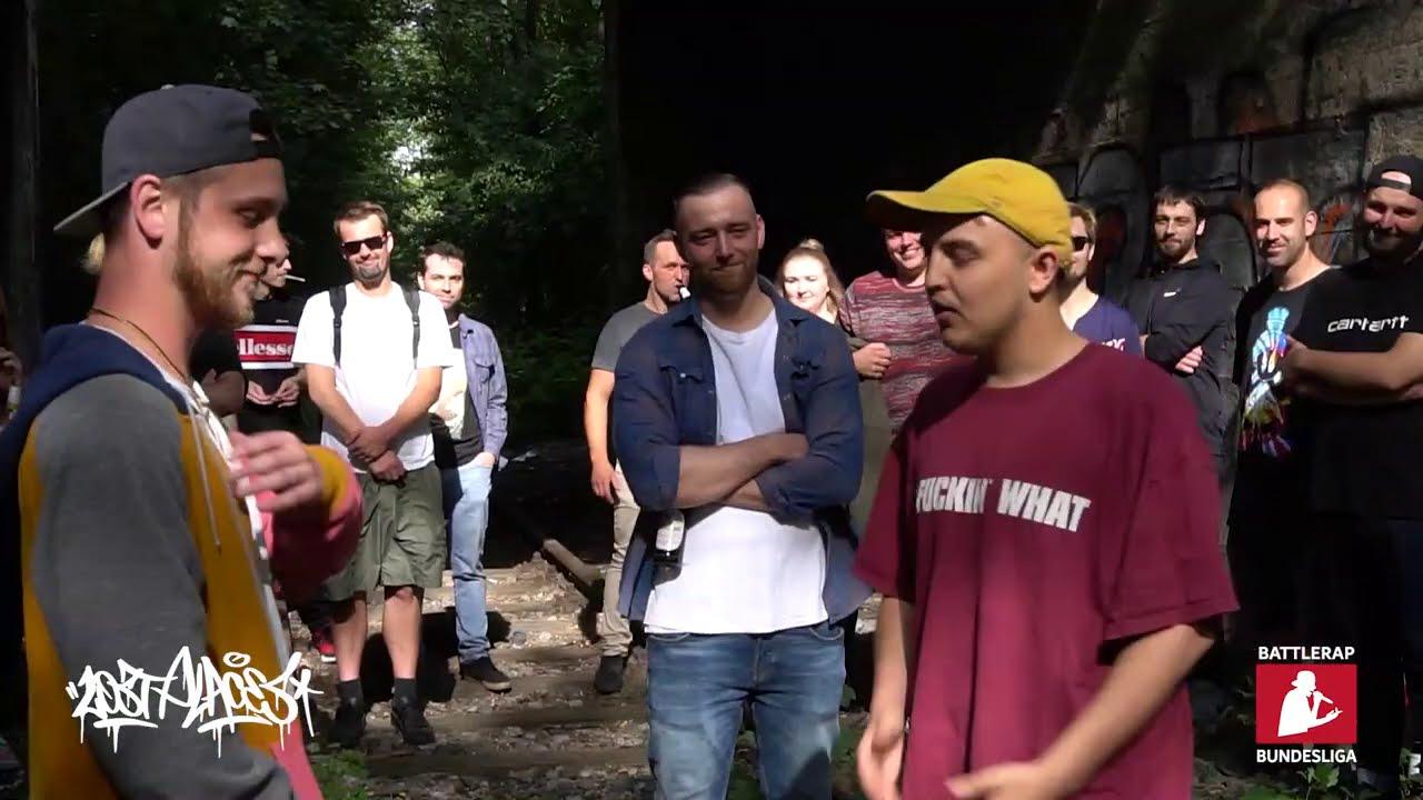 WOLFF vs KARANOVA | BRB - LOST PLACES VOL. 2