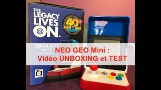 lanzamiento neo geo mini