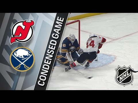 New Jersey Devils vs Buffalo Sabres – Jan. 30, 2018 | Game Highlights | NHL 2017/18. Обзор матча