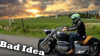 The Truth about the Honda Rune(Hondas Rarest motorcycle) thumbnail