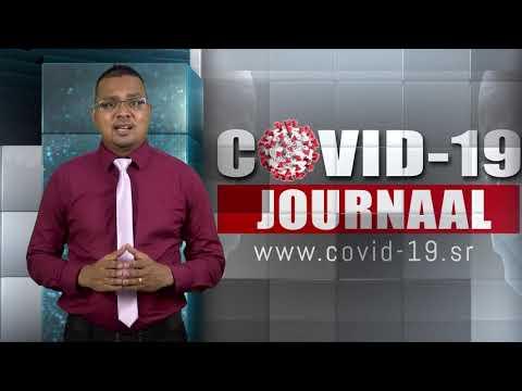 Het COVID 19 Journaal Aflevering 125 18 Januari