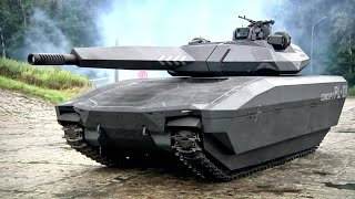 Future technology: Invisible tank, real Iron Man combat suit and floating cities compilation