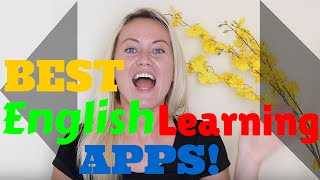 5 Best Apps To Learn Fluent English Fast