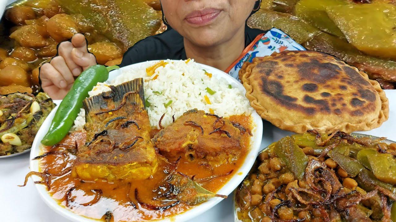 How to eat Fishtail Asmr Mukbang Food Eating Show