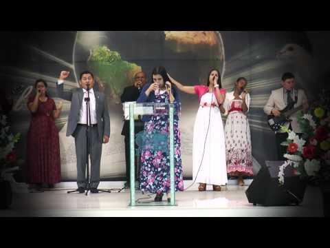 Aclamad a Dios - Grupo Mibsam