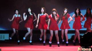 11/10/28 A Pink - Let Us Just Love @Military Academy Event