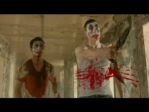 Killer Clown  Horror Movie English  2015