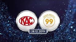 EBEL, 32. Runde: EC KAC - Graz 99ers 3:2 SO