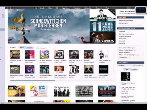 Kostenlos und Legal Lieder aus iTunes downloaden