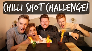 BUZZ OFF | CHILLI SHOT CHALLENGE