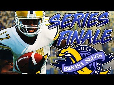 UCSC BANANA SLUGS SERIES FINALE!   NCAA 14 Banana Slugs Dynasty Ep. 70