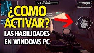 Como Activar las HABILIDADES en Windows PC | Modern Combat 5