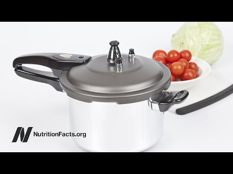 Does Pressure Cooking Preserve Nutrients?