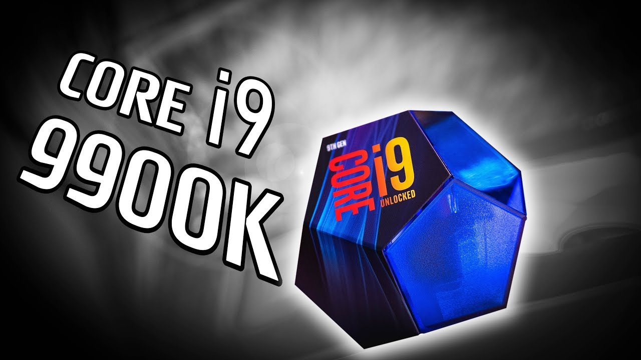 Intel Core i9-9900K - Who is this CPU for? i9 9900K vs i7 8700K