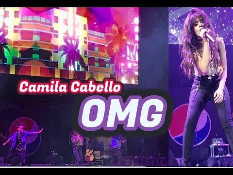 "CAMILA CABELLO - Performing ""OMG"" (Live at B96 #SummerBash) | NEW SONG"