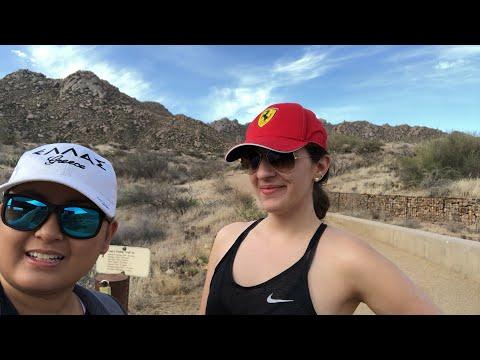 Hello from Arizona!