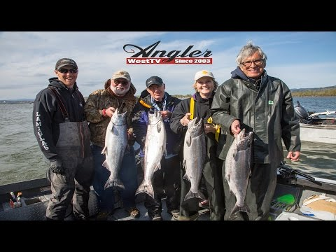 Lower Columbia River Spring Chinook Fishing 2015
