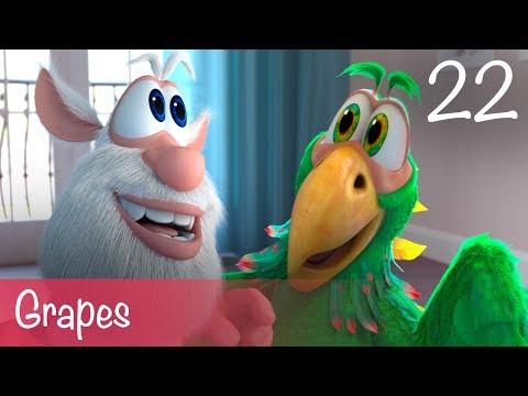 Booba - Grapes - Episode 22 - Буба - Cartoon for kids thumbnail