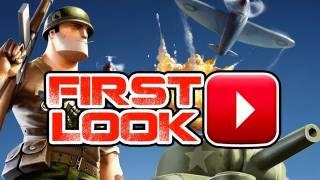 Battlefield Heroes Gameplay - First Look HD